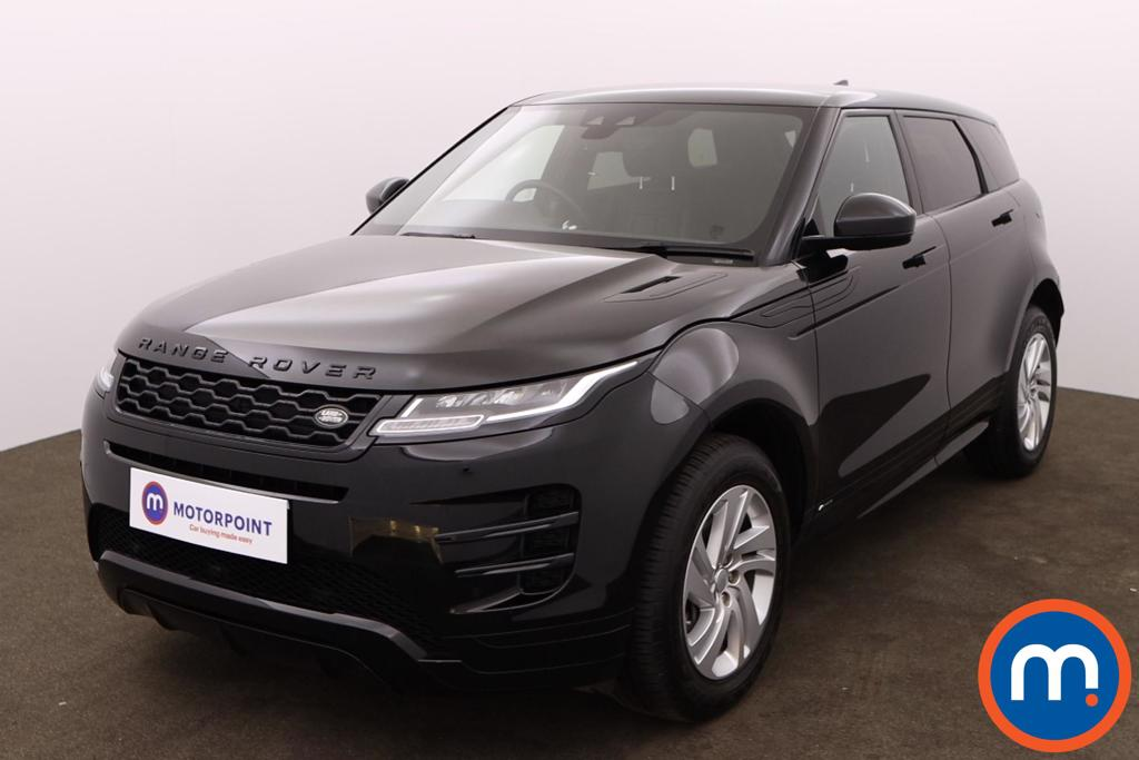 Land Rover Range Rover Evoque 2.0 D180 R-Dynamic S 5dr Auto - Stock Number 1164105 Passenger side front corner