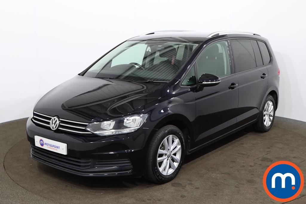 Volkswagen Touran 1.6 TDI 115 SE 5dr - Stock Number 1164644 Passenger side front corner