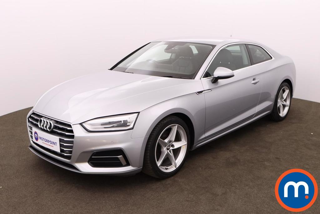 Audi A5 2.0 TFSI Sport 2dr S Tronic - Stock Number 1164695 Passenger side front corner