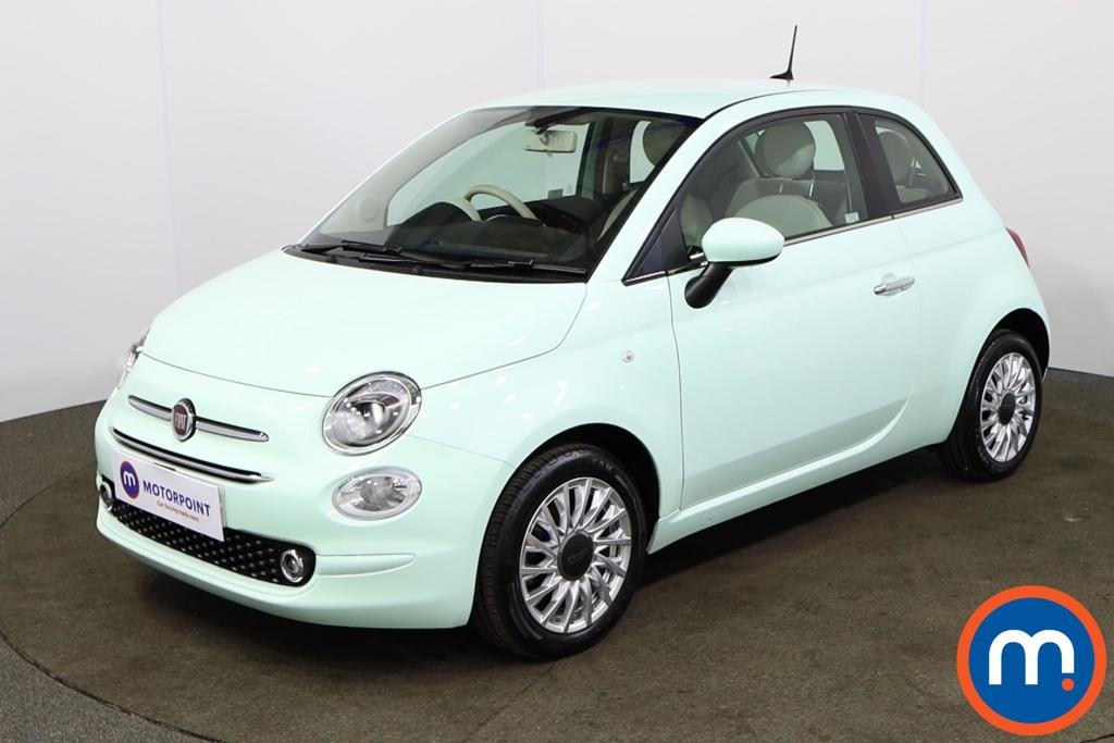 Fiat 500 1.2 Lounge 3dr - Stock Number 1165379 Passenger side front corner