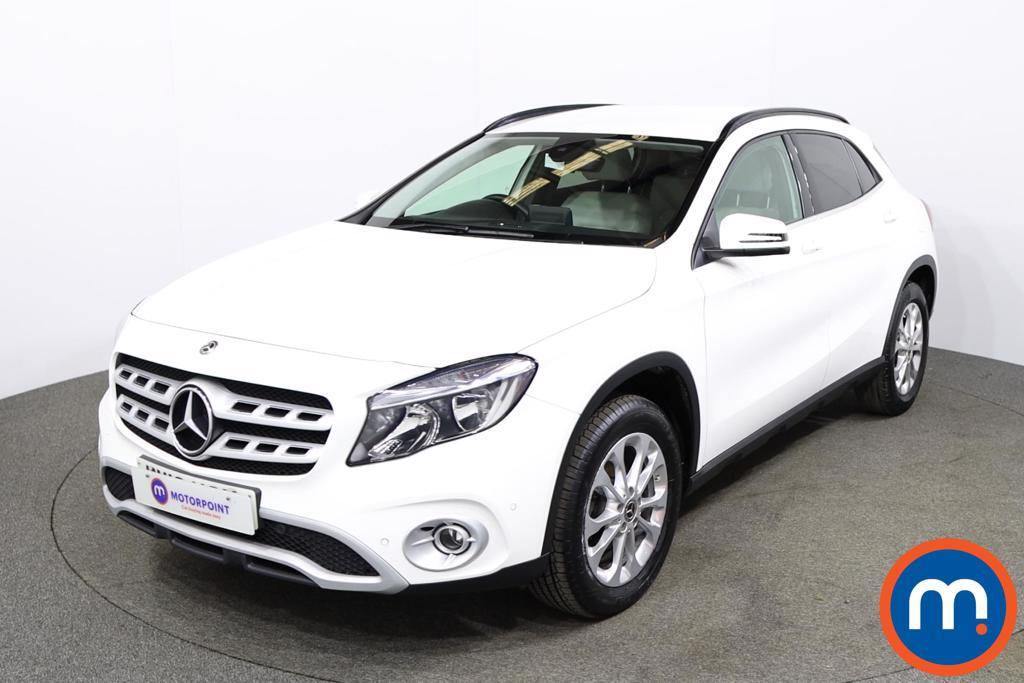 Mercedes-Benz GLA GLA 200 SE Executive 5dr - Stock Number 1166127 Passenger side front corner