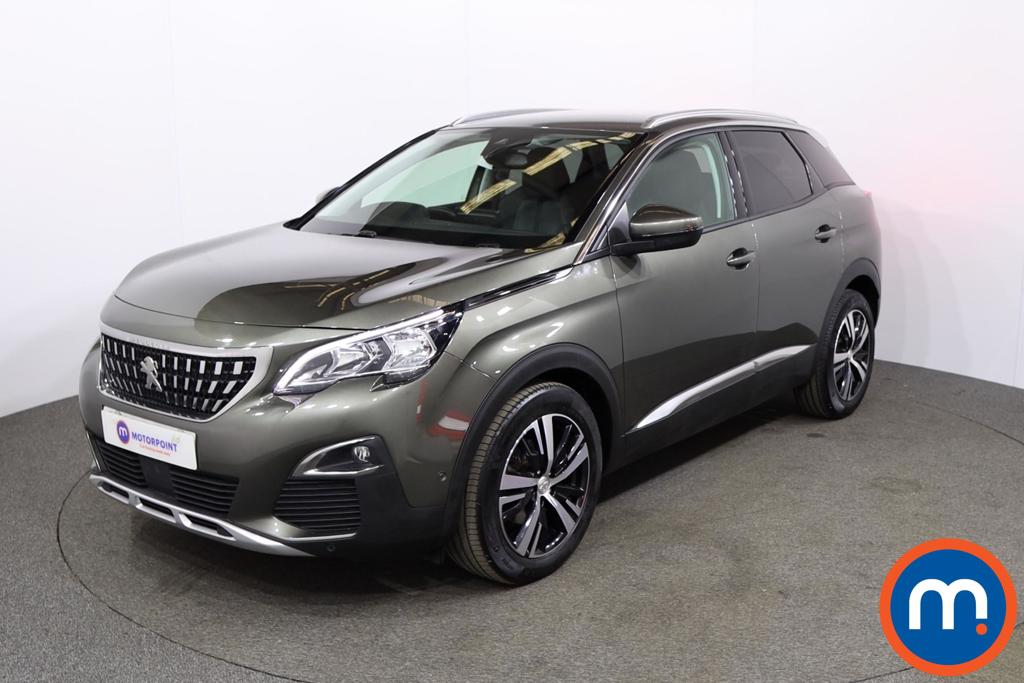 Peugeot 3008 1.2 PureTech Allure 5dr EAT8 - Stock Number 1166217 Passenger side front corner
