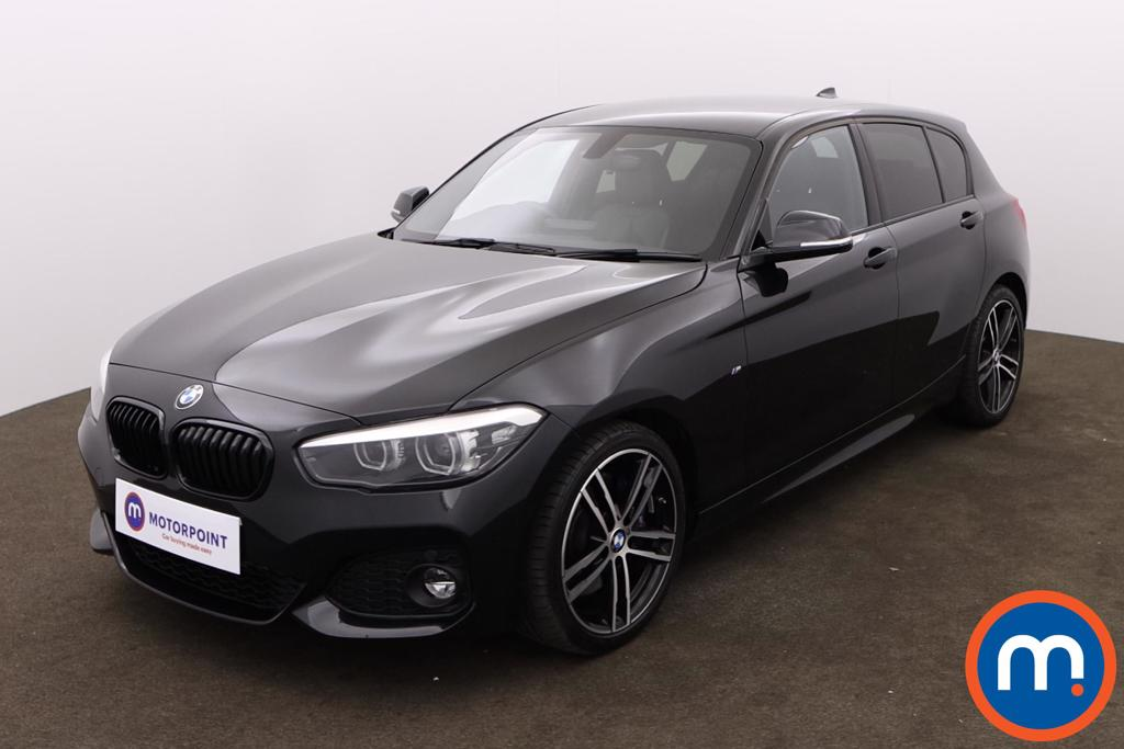 BMW 1 Series 118i [1.5] M Sport Shadow Ed 5dr Step Auto - Stock Number 1166282 Passenger side front corner