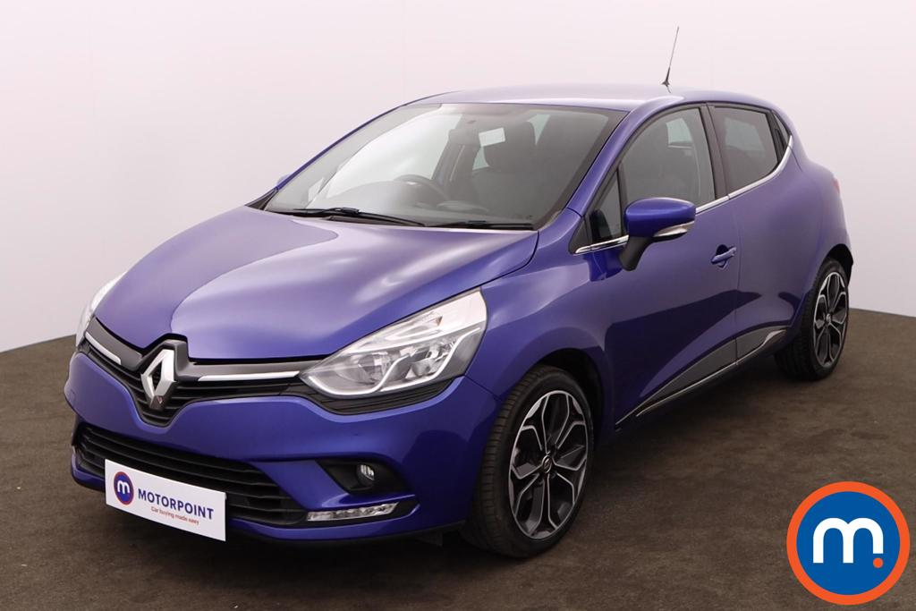 Renault Clio 0.9 TCE 90 Iconic 5dr - Stock Number 1166432 Passenger side front corner