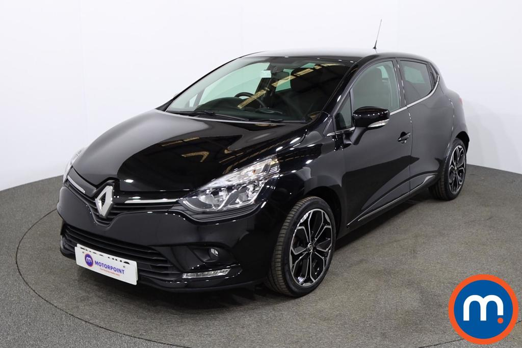 Renault Clio 0.9 TCE 90 Iconic 5dr - Stock Number 1166436 Passenger side front corner