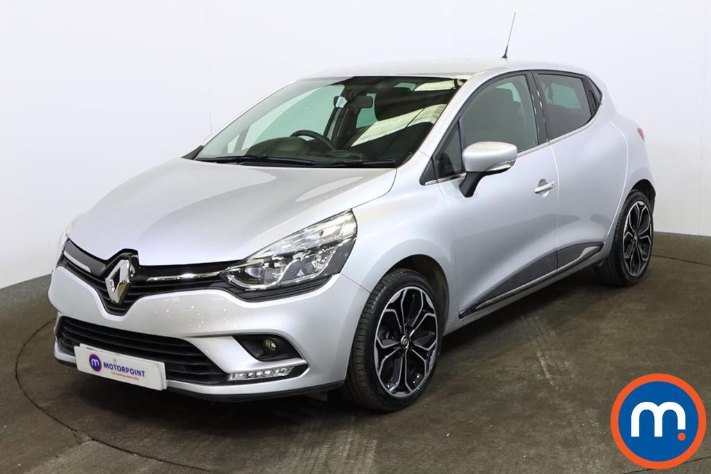 Renault Clio 0.9 TCE 90 Iconic 5dr - Stock Number 1163695 Passenger side front corner