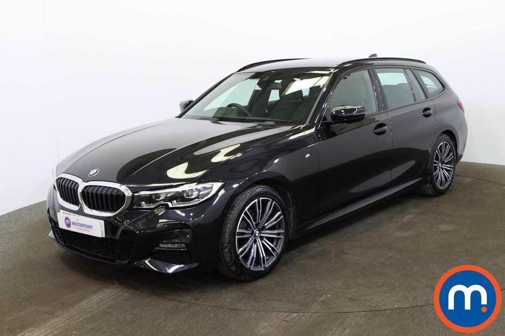 BMW 3 Series 320i M Sport 5dr Step Auto - Stock Number 1164917 Passenger side front corner