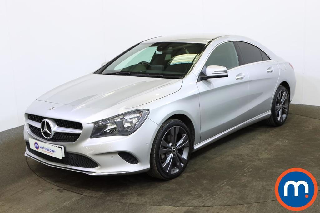 Mercedes-Benz CLA CLA 180 Sport 4dr - Stock Number 1157814 Passenger side front corner