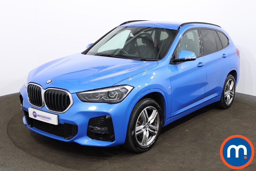 BMW X1 sDrive 18i M Sport 5dr - Stock Number 1159763 Passenger side front corner