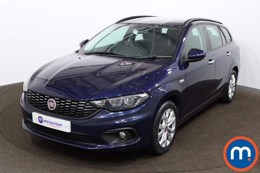 Fiat Tipo 1.6 E-torQ Easy Plus 5dr Auto - Stock Number 1164634 Passenger side front corner