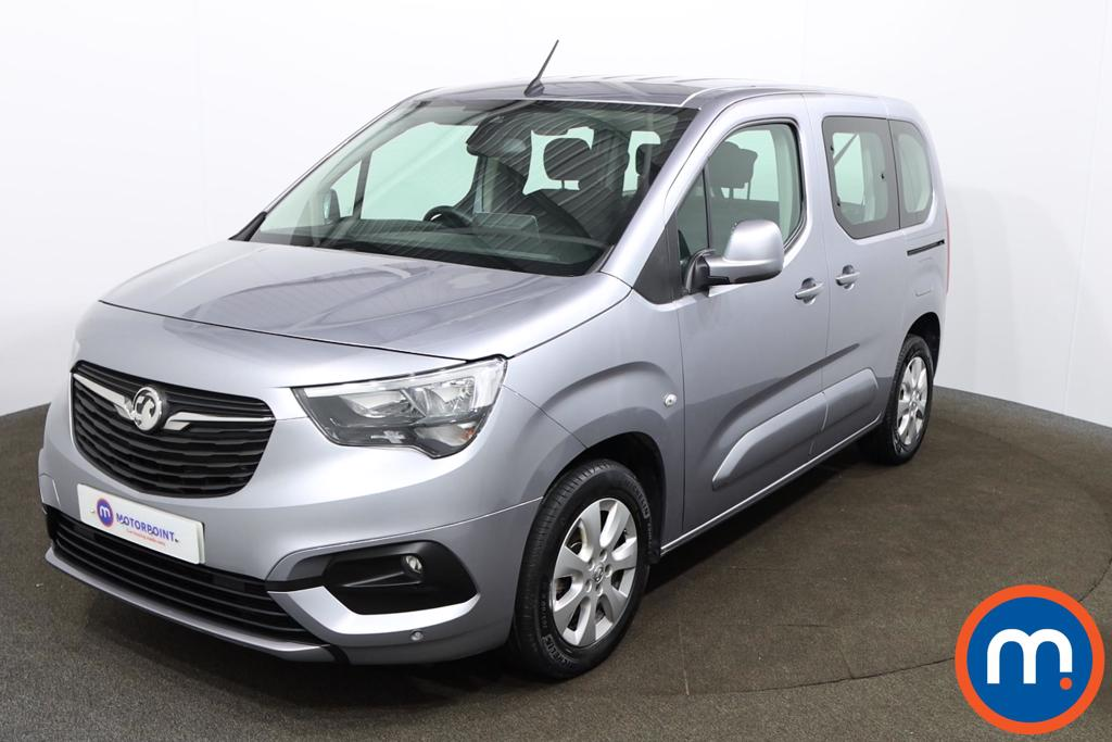 Vauxhall Combo Life 1.5 Turbo D 130 Energy 5dr Auto - Stock Number 1164715 Passenger side front corner