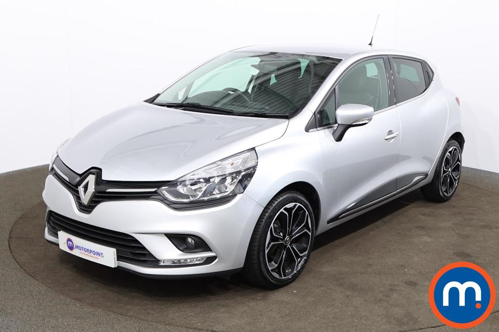 Renault Clio 0.9 TCE 90 Iconic 5dr - Stock Number 1164817 Passenger side front corner