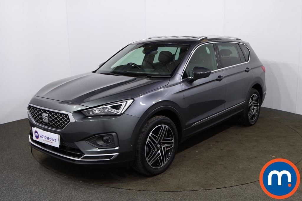 Seat Tarraco 2.0 TDI Xcellence 5dr - Stock Number 1165611 Passenger side front corner