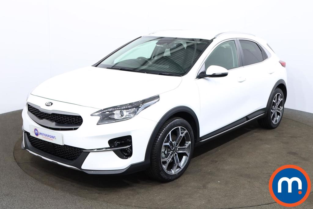KIA Xceed 1.0T GDi ISG 3 5dr - Stock Number 1166468 Passenger side front corner