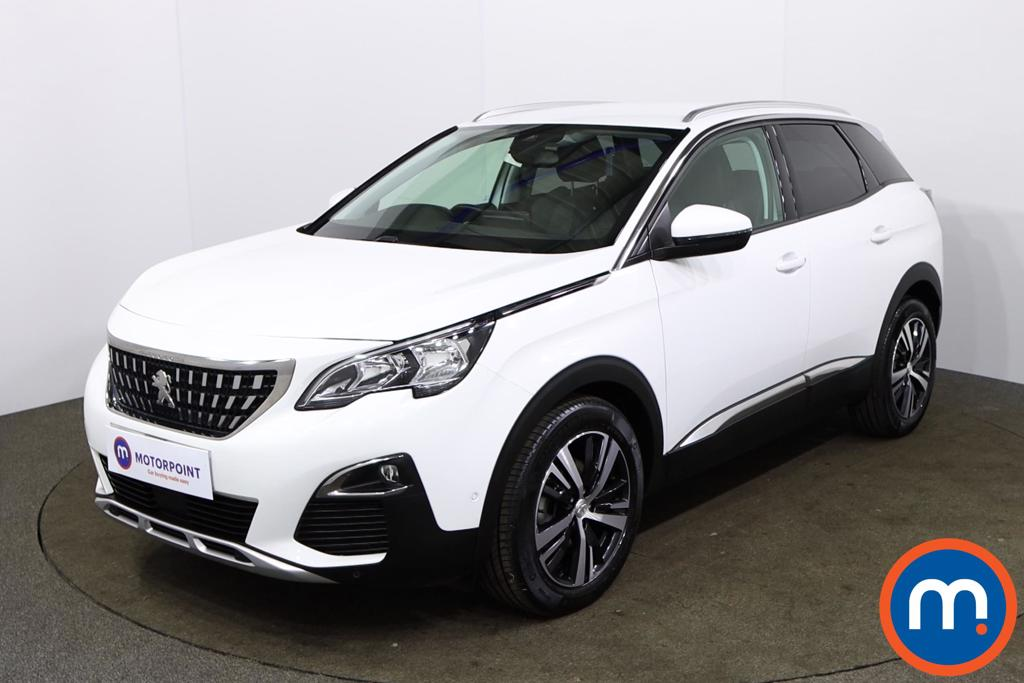 Peugeot 3008 1.2 PureTech Allure 5dr EAT8 - Stock Number 1166812 Passenger side front corner