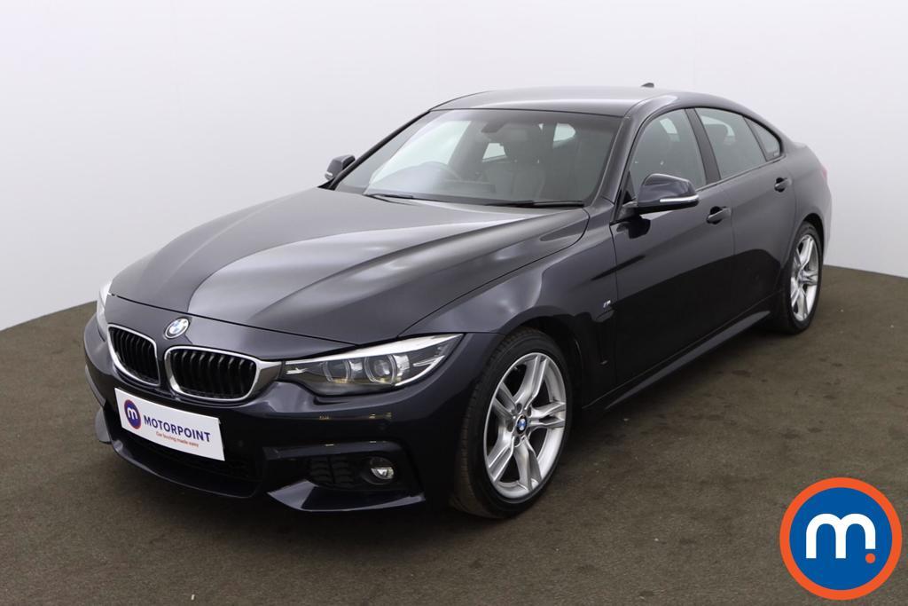 BMW 4 Series 420i M Sport 5dr [Professional Media] - Stock Number 1161839 Passenger side front corner