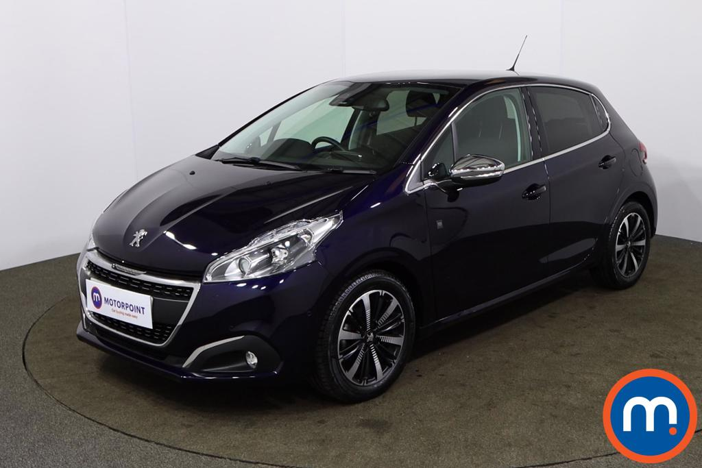 Peugeot 208 1.2 PureTech 82 Tech Edition 5dr [Start Stop] - Stock Number 1162033 Passenger side front corner
