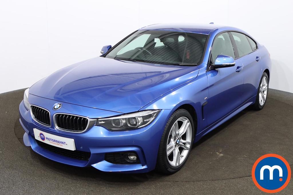 BMW 4 Series 420i M Sport 5dr [Professional Media] - Stock Number 1165465 Passenger side front corner