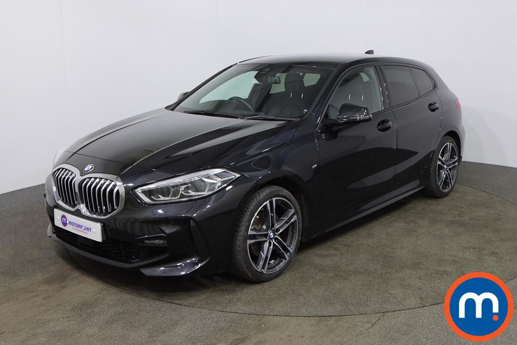 BMW 1 Series 116d M Sport 5dr - Stock Number 1166221 Passenger side front corner