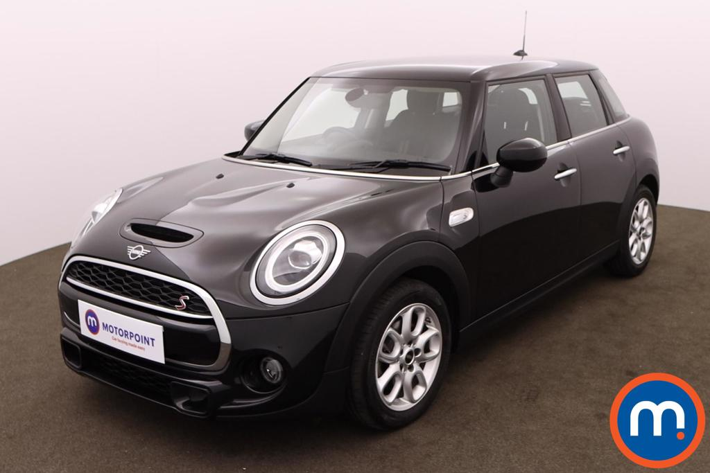 Mini Hatchback 2.0 Cooper S Classic II 5dr Auto - Stock Number 1166528 Passenger side front corner