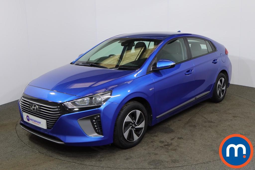 Hyundai Ioniq 1.6 GDi Hybrid SE 5dr DCT - Stock Number 1135745 Passenger side front corner