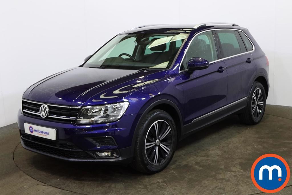 Volkswagen Tiguan 1.4 TSi 150 4Motion SE Nav 5dr DSG - Stock Number 1163726 Passenger side front corner