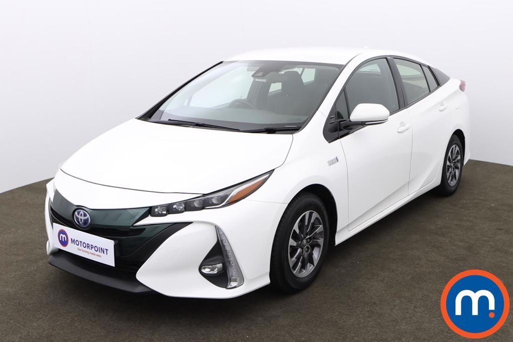 Toyota Prius 1.8 VVTi Plug-in Business Edition Plus 5dr CVT - Stock Number 1163834 Passenger side front corner