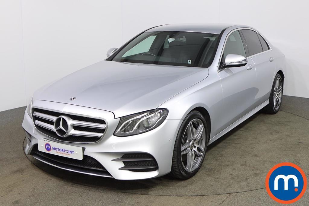 Mercedes-Benz E Class E 200 AMG Line 4dr 9G-Tronic - Stock Number 1163921 Passenger side front corner