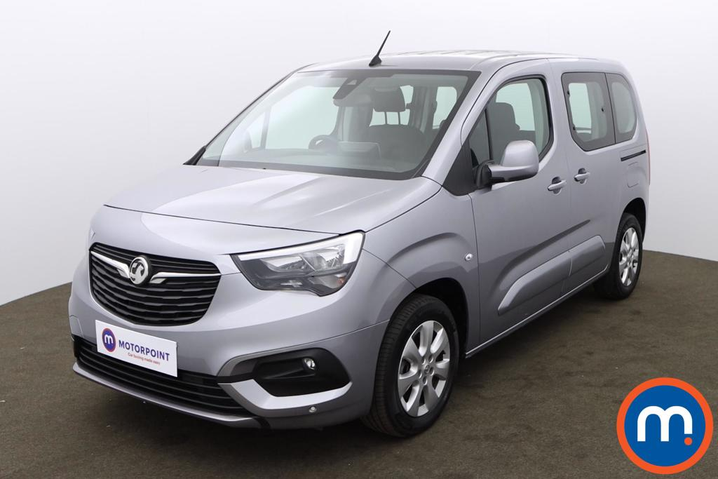 Vauxhall Combo Life 1.5 Turbo D 130 Energy 5dr Auto - Stock Number 1164713 Passenger side front corner