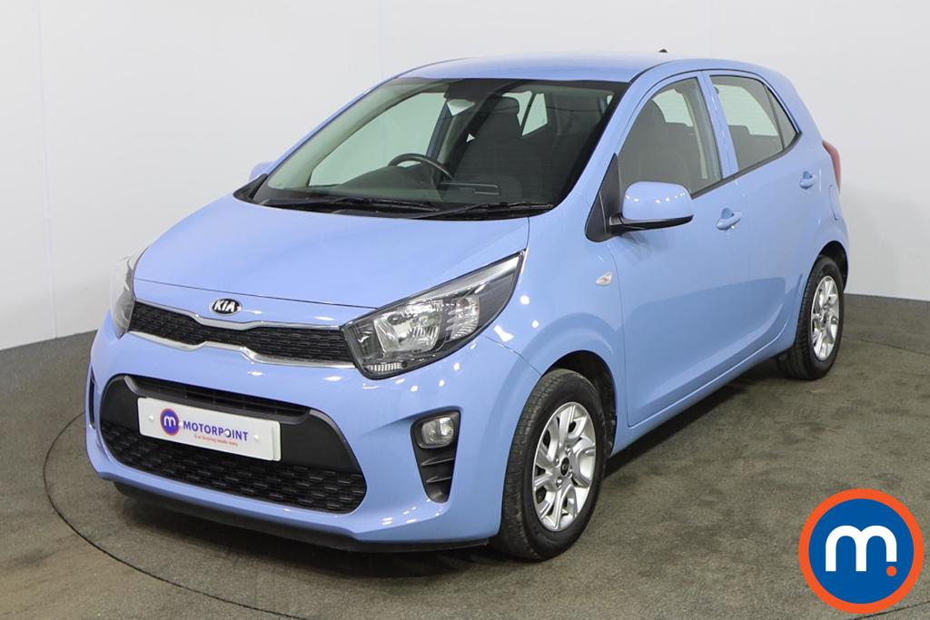 KIA Picanto 1.0 2 5dr - Stock Number 1165334 Passenger side front corner