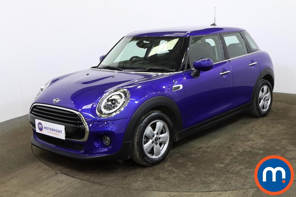 Mini Hatchback 1.5 Cooper Classic II 5dr Auto - Stock Number 1165447 Passenger side front corner