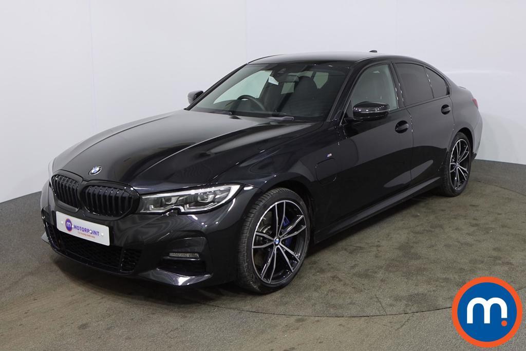 BMW 3 Series 330e M Sport 4dr Auto [Plus Pack] - Stock Number 1165766 Passenger side front corner