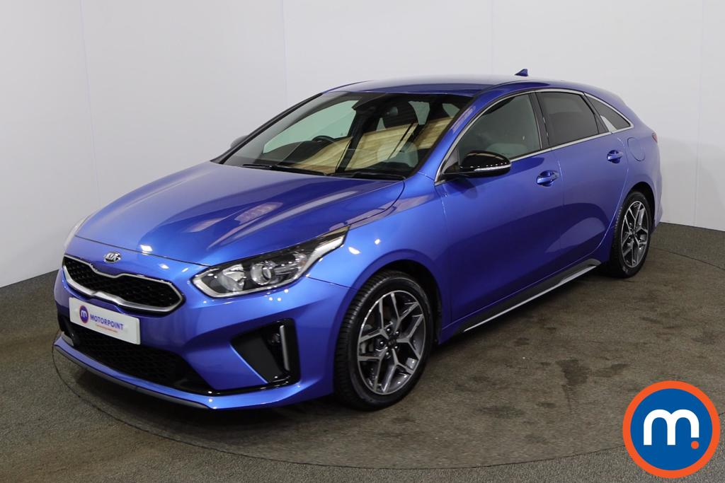 KIA Pro Ceed 1.6 CRDi ISG GT-Line 5dr DCT - Stock Number 1166697 Passenger side front corner