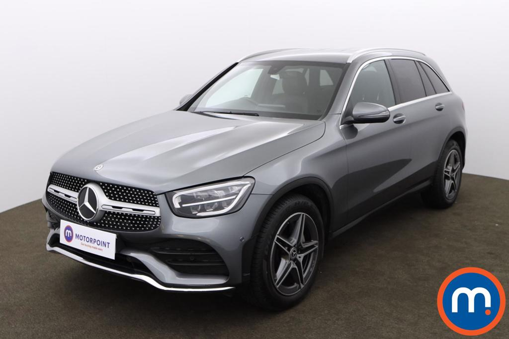 Mercedes-Benz GLC GLC 300 4Matic AMG Line 5dr 9G-Tronic - Stock Number 1166925 Passenger side front corner