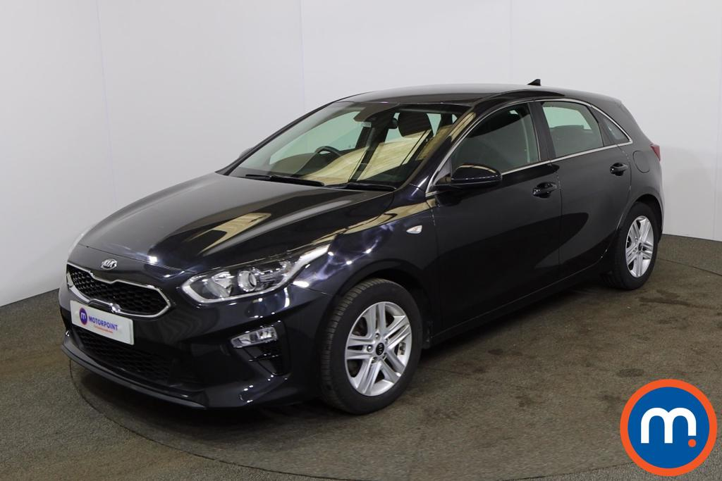 KIA Ceed 1.0T GDi ISG 2 5dr - Stock Number 1161607 Passenger side front corner