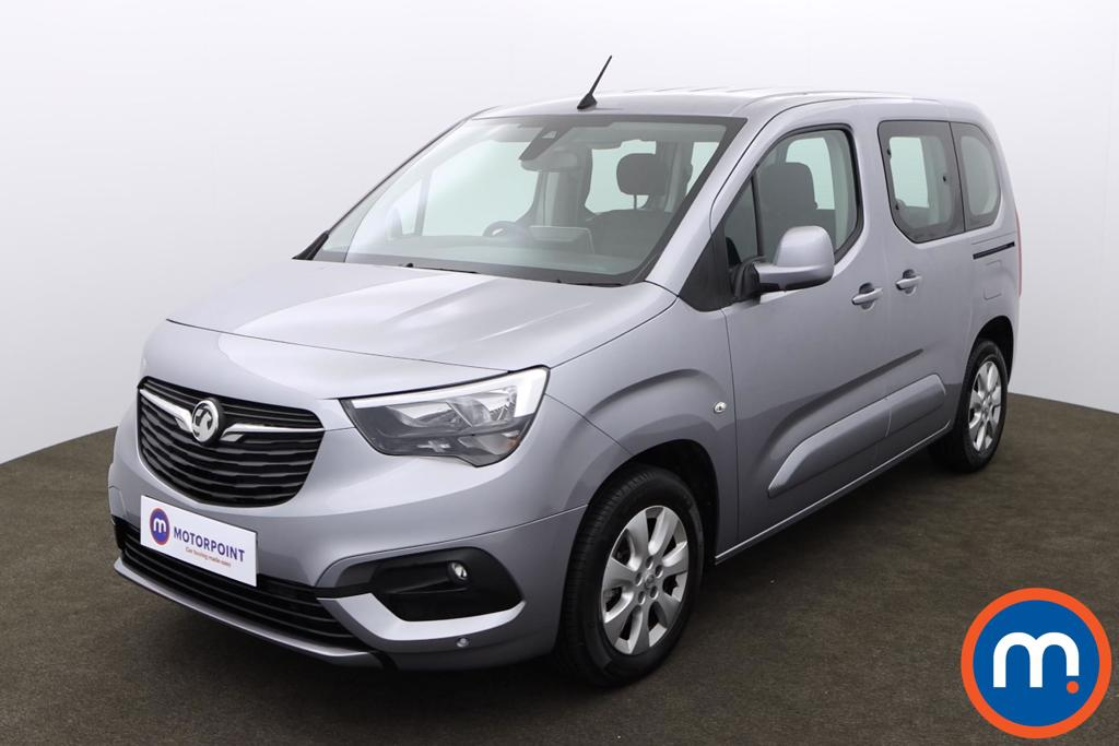 Vauxhall Combo Life 1.5 Turbo D 130 Energy 5dr Auto - Stock Number 1164717 Passenger side front corner