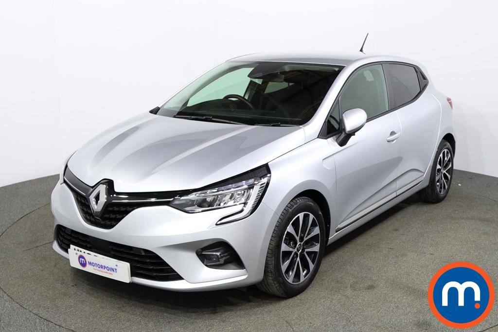 Renault Clio 1.0 TCe 100 Iconic 5dr - Stock Number 1165246 Passenger side front corner