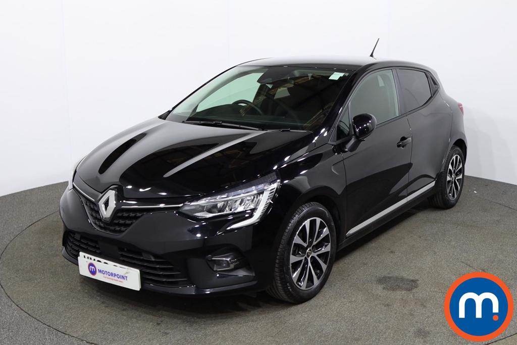 Renault Clio 1.0 TCe 100 Iconic 5dr - Stock Number 1165269 Passenger side front corner