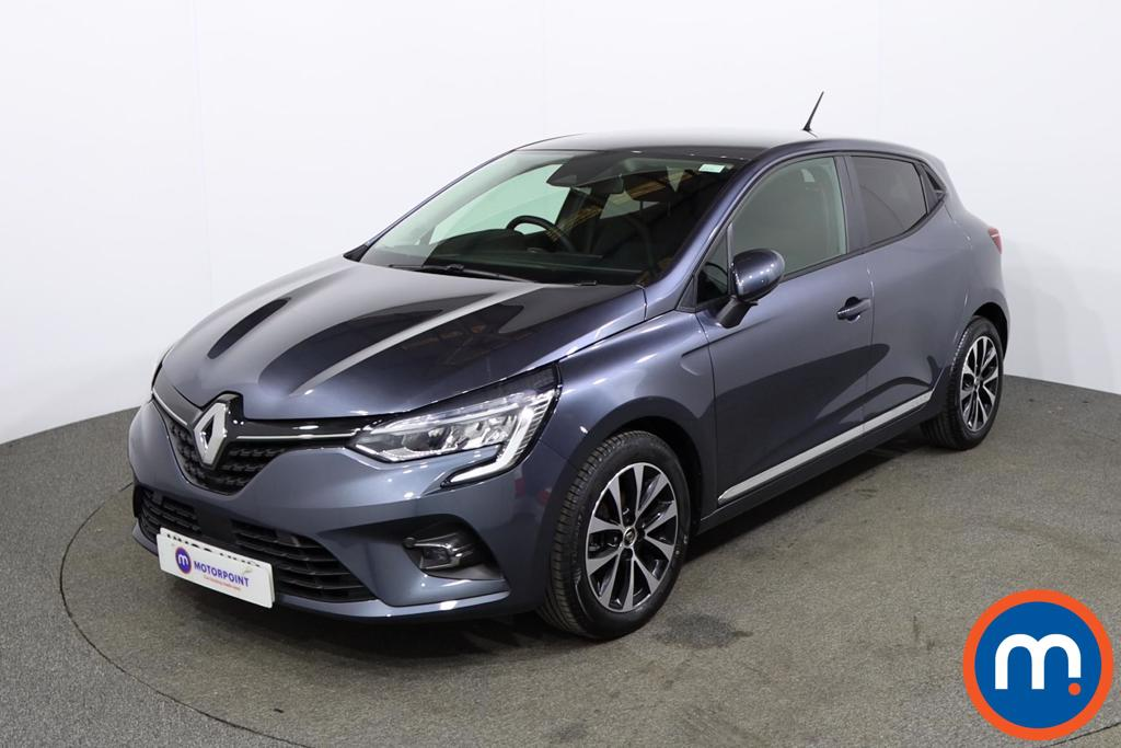 Renault Clio 1.0 TCe 100 Iconic 5dr - Stock Number 1165278 Passenger side front corner