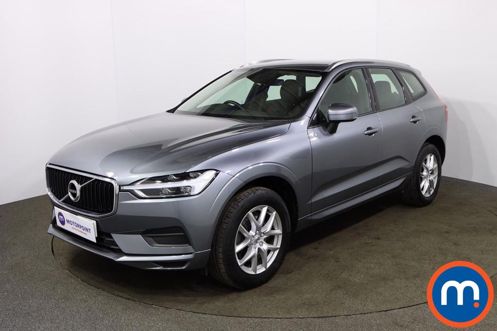 Volvo Xc60 2.0 T5 [250] Momentum 5dr AWD Geartronic - Stock Number 1165374 Passenger side front corner