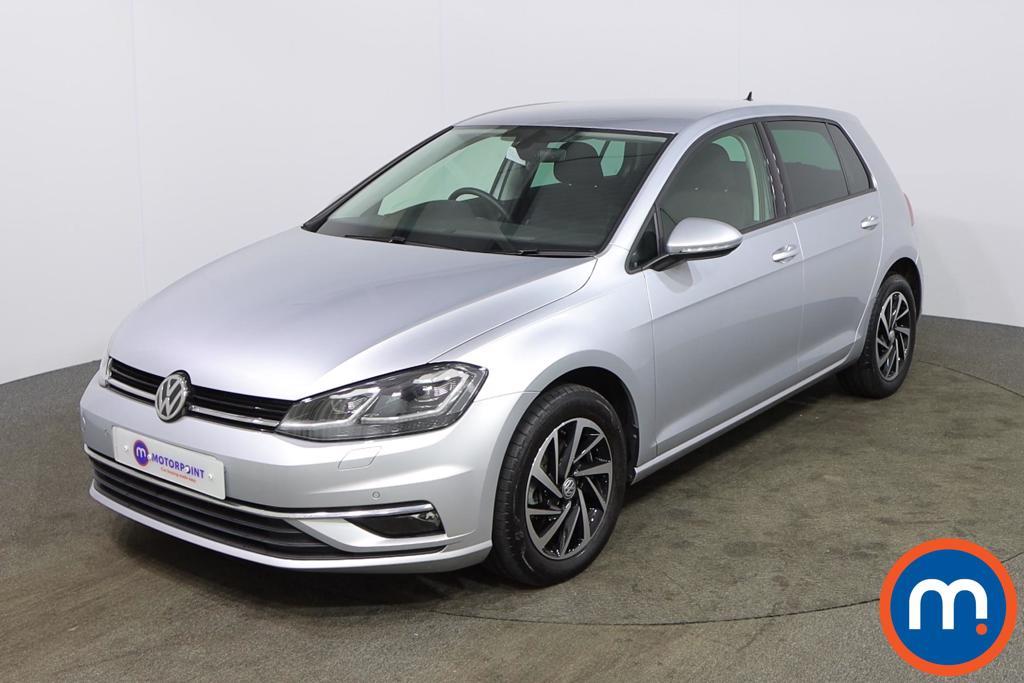 Volkswagen Golf 1.6 TDI Match Edition 5dr - Stock Number 1166054 Passenger side front corner
