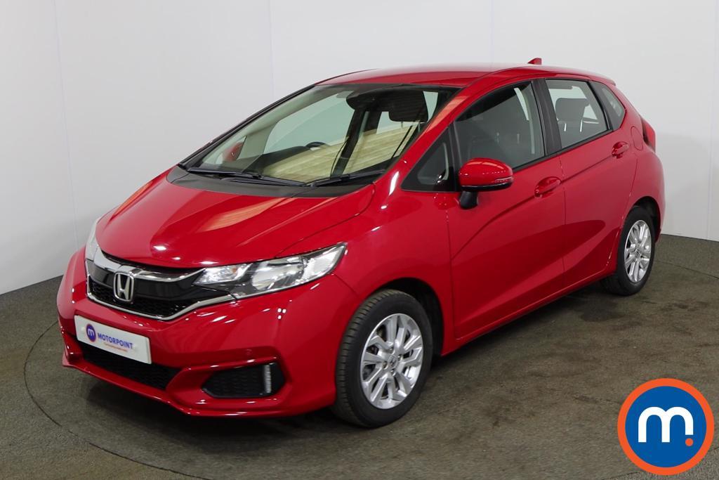 Honda Jazz 1.3 i-VTEC SE 5dr - Stock Number 1166686 Passenger side front corner