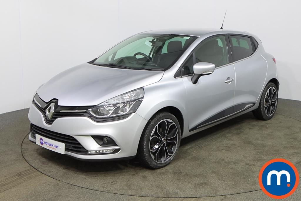 Renault Clio 0.9 TCE 90 Iconic 5dr - Stock Number 1167774 Passenger side front corner