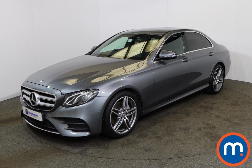 Mercedes-Benz E Class E 200 AMG Line 4dr 9G-Tronic - Stock Number 1163171 Passenger side front corner