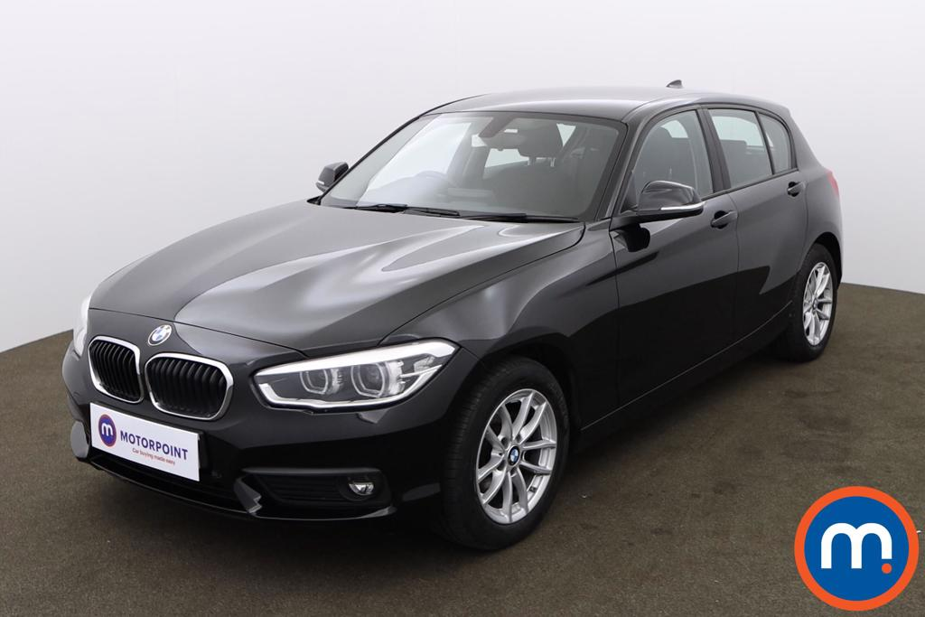 BMW 1 Series 116d SE Business 5dr [Nav-Servotronic] - Stock Number 1164086 Passenger side front corner
