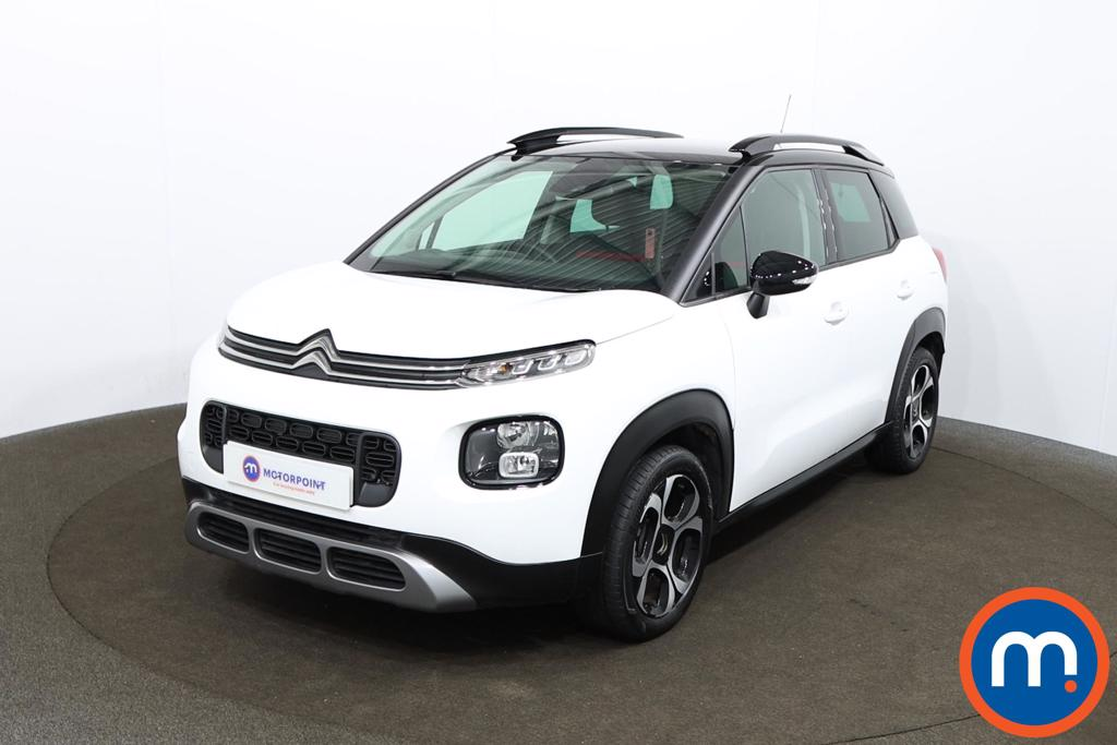 Citroen C3 Aircross 1.2 PureTech 110 Flair 5dr [6 speed] - Stock Number 1164189 Passenger side front corner