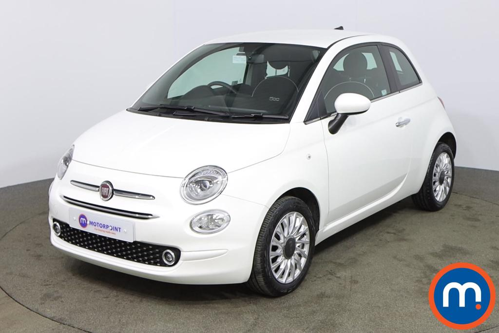 Fiat 500 1.2 Lounge 3dr Dualogic - Stock Number 1164961 Passenger side front corner