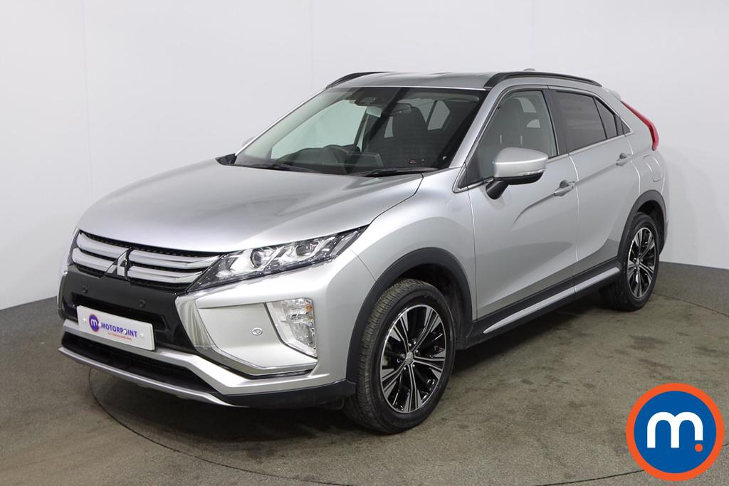 Mitsubishi Eclipse Cross 1.5 Dynamic 5dr CVT 4WD - Stock Number 1165028 Passenger side front corner