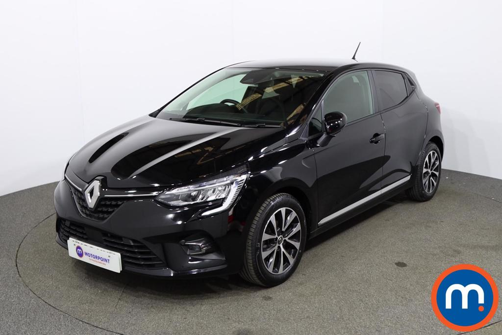 Renault Clio 1.0 TCe 100 Iconic 5dr - Stock Number 1165272 Passenger side front corner