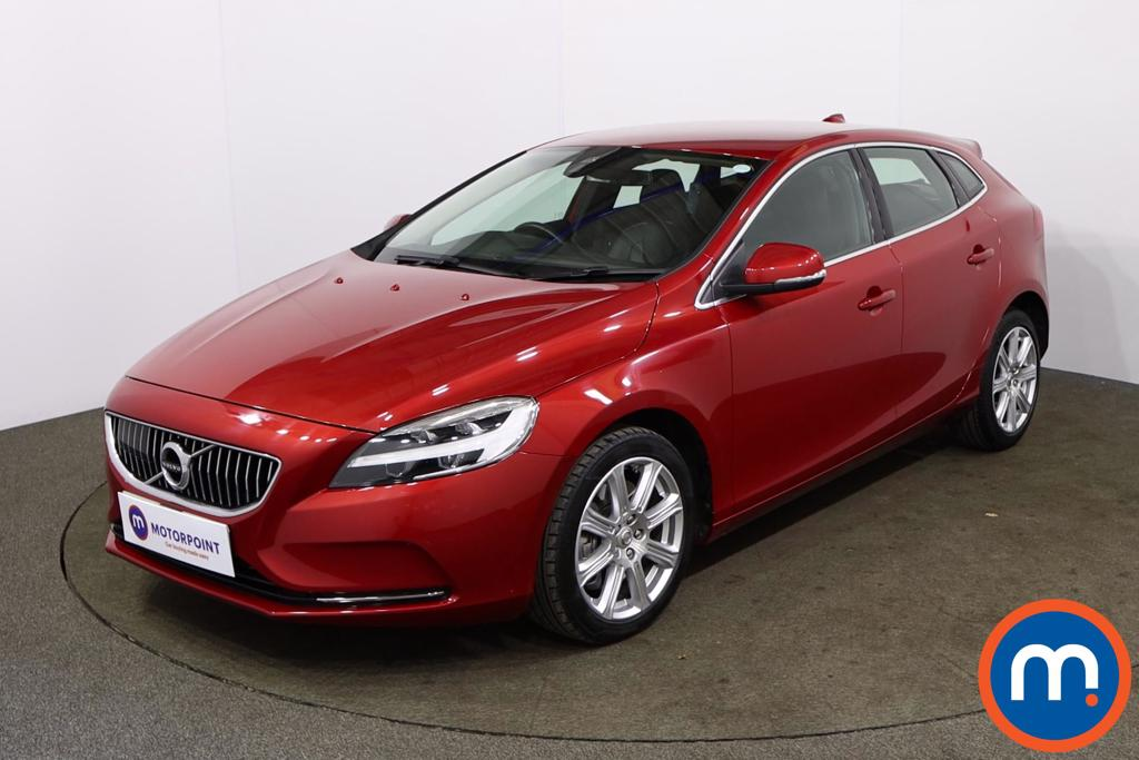 Volvo V40 T3 [152] Inscription 5dr Geartronic - Stock Number 1165371 Passenger side front corner